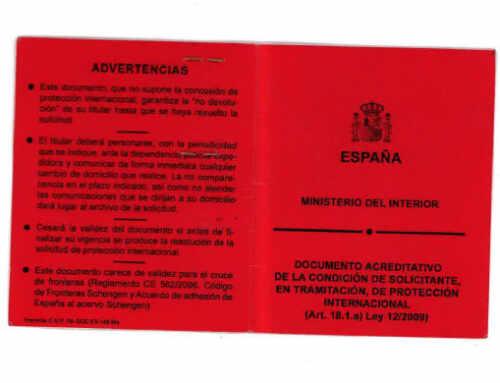Los solicitantes de protección internacional podrán solicitar autorizaciones de residencia por arraigo
