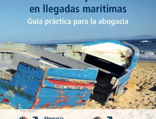 Guía práctica para la asistencia jurídica en llegadas marítimas de migrantes